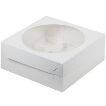 """Коробка на 9 капкейков с """"окном"""" - фото 10009"""
