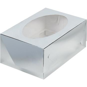 """Коробка на 6 капкейков с """"окном"""" - фото 10021"""