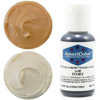 Краситель AmeriColor Ivory (Телесный) - фото 10051