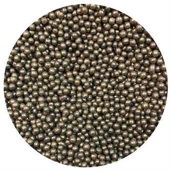 Драже зерновое глазированное посыпка (Бронза) - фото 10052