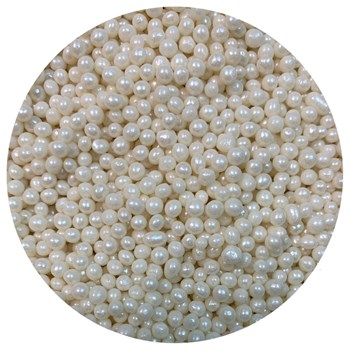Драже зерновое глазированное посыпка (Серебро) - фото 10053
