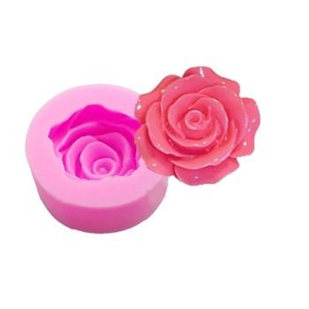 Силиконовый молд Роза №1 - фото 10446
