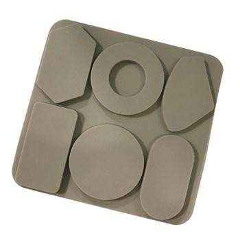 Силиконовая форма для мыла 6 видов фигур - фото 10488