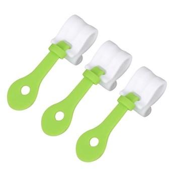 Пластиковые фиксаторы для кондитерского мешочка - фото 5964