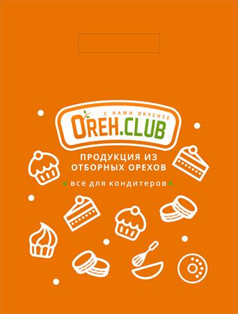 Подарочный пакет OREH.CLUB - фото 6281