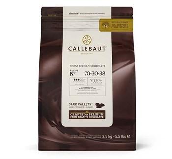"Горький шоколад ""Callebaut"" 70,5% 100 гр. - фото 6335"