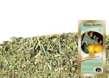 Чай Лимонный мате - фото 6354