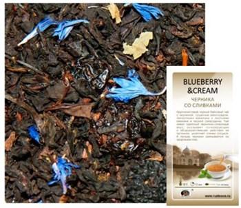 Чай Черника со сливками - фото 6423