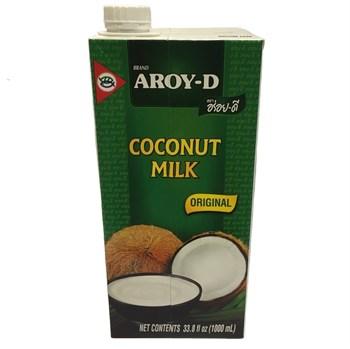 Кокосовое молоко Aroy-D - фото 6487