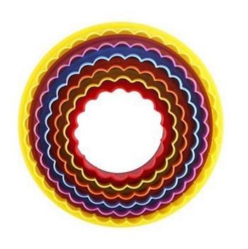 Формочка для печенья Кружок - фото 6541