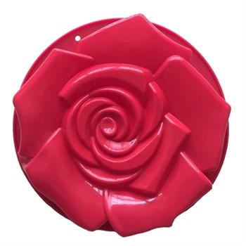 Силиконовая форма для выпечки Роза - фото 6772