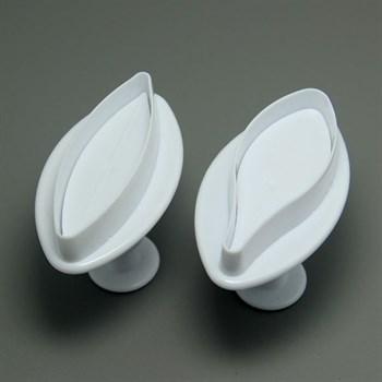 Набор из 2 форм для вырубки Лилия - фото 7085