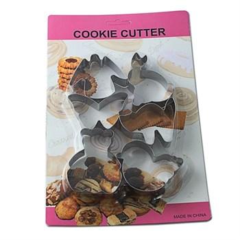 Набор для печенья Животные - фото 7211