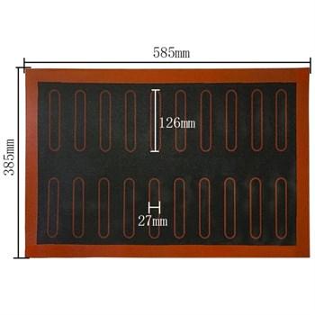 Антипригарный коврик для Эклеров - фото 7427