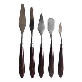 Набор лопаточек (шпателей) для моделирования - фото 7550