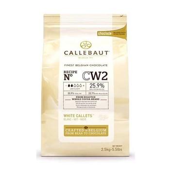 "Белый шоколад ""Callebaut"" 25,9 % - фото 7975"