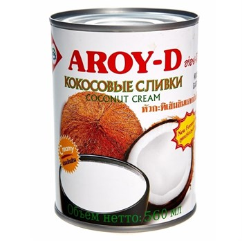 Кокосовые сливки Aroy-D - фото 8258