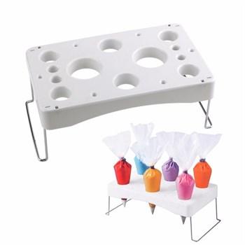 Стол-подставка для кондитерских мешочков - фото 8594
