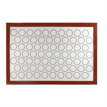 Антипригарный коврик для выпечки макаронс - фото 8822