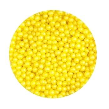 Драже зерновое глазированное посыпка (Желтое) - фото 8842