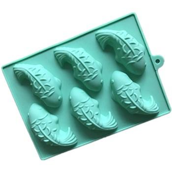 Силиконовая форма для шоколада Рыбки - фото 8922