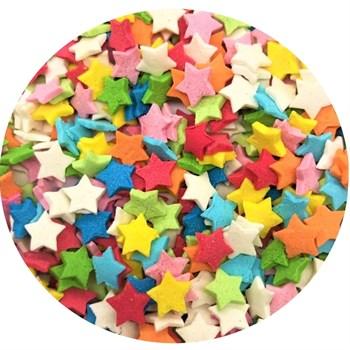 Сахарные звезды Микс №1 (7*7) - фото 8953