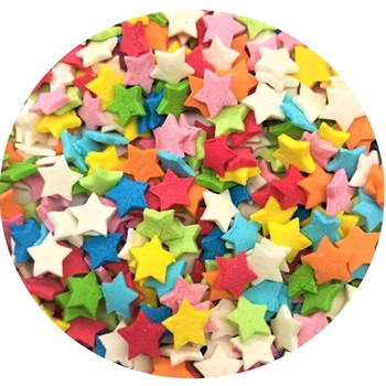 Сахарные звезды Микс №1 (4*4) - фото 8955
