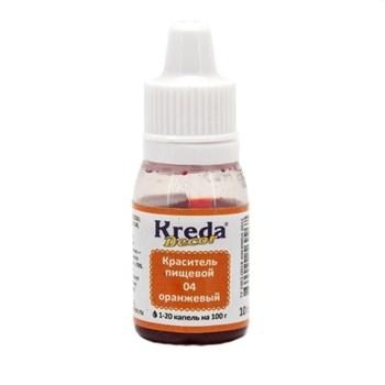 Краситель Kreda Decor (Оранжевый) - фото 8976