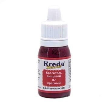 Краситель Kreda Decor (Красный) - фото 8980