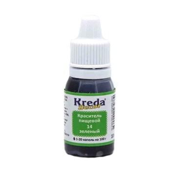 Краситель Kreda Decor (Зелёный) - фото 8984