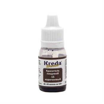 Краситель Kreda Decor (Коричневый) - фото 8985