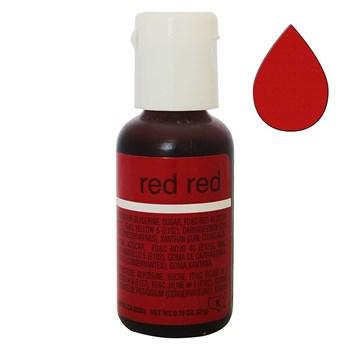 Краситель Chefmaster Liqua-Gel Red Red - фото 9104