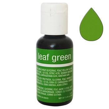 Краситель Chefmaster Liqua-Gel Leaf Green - фото 9110