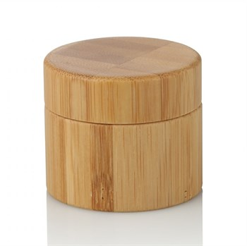 Баночка для хранения Матча (бамбук) - фото 9239