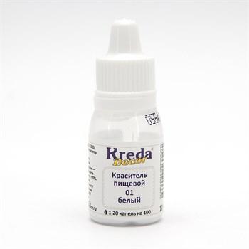 Краситель Kreda Decor (Белый) - фото 9347