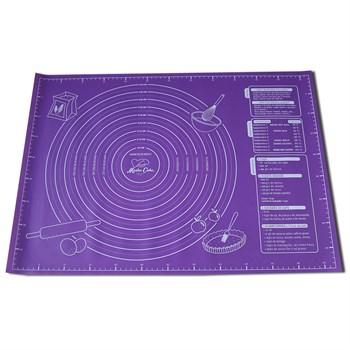 Силиконовый коврик с разметкой и заметками - фото 9671