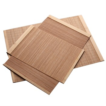 Бамбуковый коврик для матчи - фото 9841