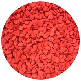 Кондитерские фигурные посыпки (Сердце красное)