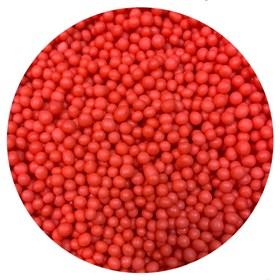 Драже зерновое глазированное посыпка (Красное)