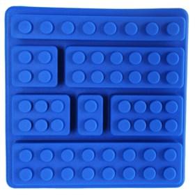 Силиконовая форма для шоколада Лего конструктор