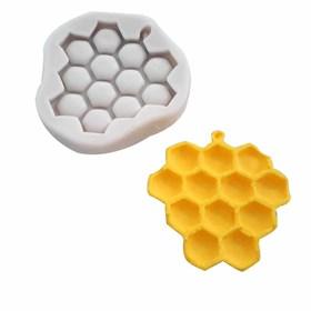 Силиконовый молд Пчелиные соты