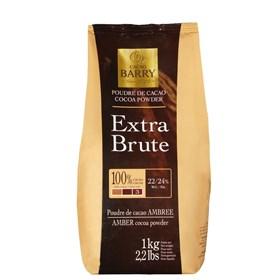 Какао-порошок алкализованный Cacao Barry Extra Brute 40 гр.