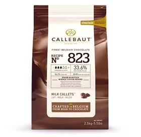 """Молочный шоколад """"Callebaut"""" 33,6% 100 гр."""