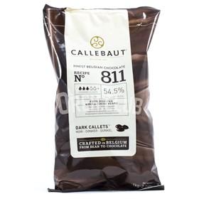 "Темный шоколад ""Callebaut"" 54,5% 2,5 кг"