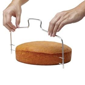 Нож-Слайсер для торта Струна