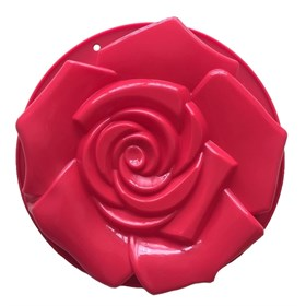 Силиконовая форма для выпечки Роза