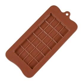 Форма для шоколада Плитка