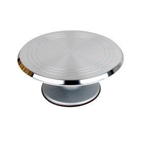 Металлический поворотный столик