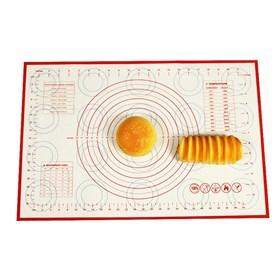 Термостойкий коврик для выпечки многофункциональный