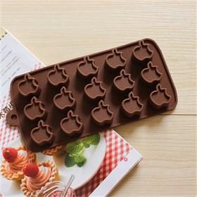 Силиконовая форма для шоколада Яблоко